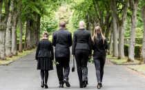 Во что лучше одеться мужчине и женщине на похоронах