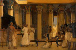 Медицина Древнего Египта фото