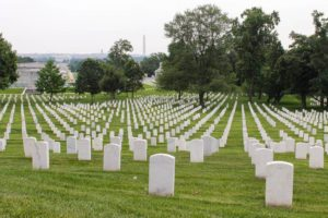 Кладбище в Америке фото