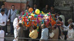 Похороны статусных жителей Индии фото