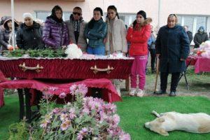 Фото прощание с покойником дома