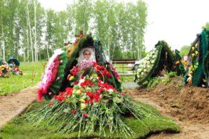 Венки на могилу фото