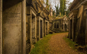 Склепы в Англии фото