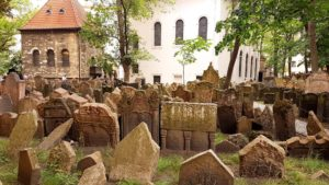 Старое еврейское кладбище фото