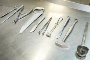 Инструменты для аутопсии фото