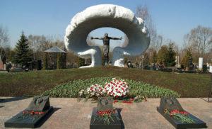 Митинское кладбище фото