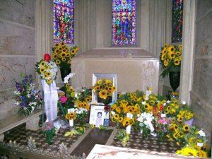 Могила Майкла Джексона фото