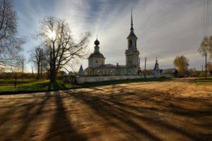 Монастырь фото
