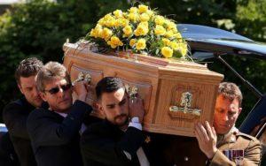 Мужчины на похоронах фото
