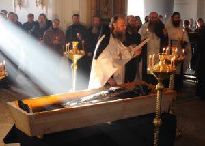 Отпевание в храме фото