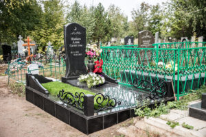 Памятник на могилу мусульманина фото