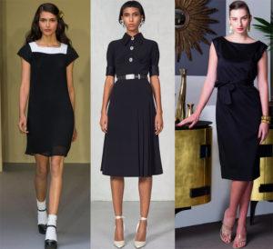Платье для похорон из повседневного гардероба фото