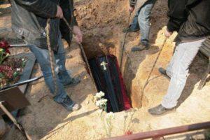 Погребение фото