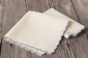 Похоронный носовой платок фото