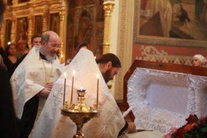 Похороны по христианским обычаям фото