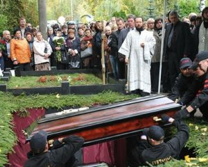Похороны по православным канонам фото