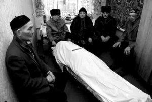 Татарские похороны фото