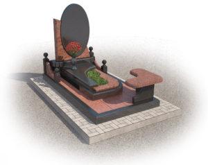 Памятник на фундаменте фото