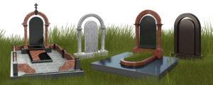 Памятники в виде арки фото