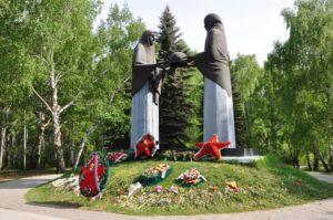 Скорбящие матери, Челябинск фото