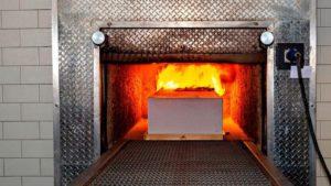 Процесс кремации фото