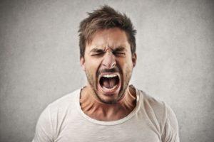 Вторая стадия – гнев фото
