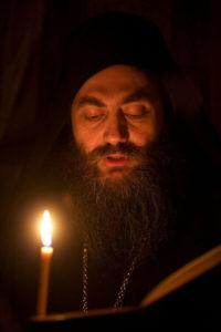 Монастырское поминовение фото