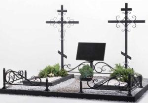 Кресты из профильной трубы фото