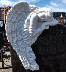 Элемент декора из литьевого мрамора фото