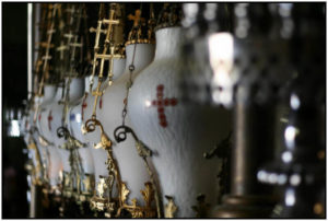 Церковные лампады фото